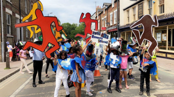Cowley Road Carnival 2018